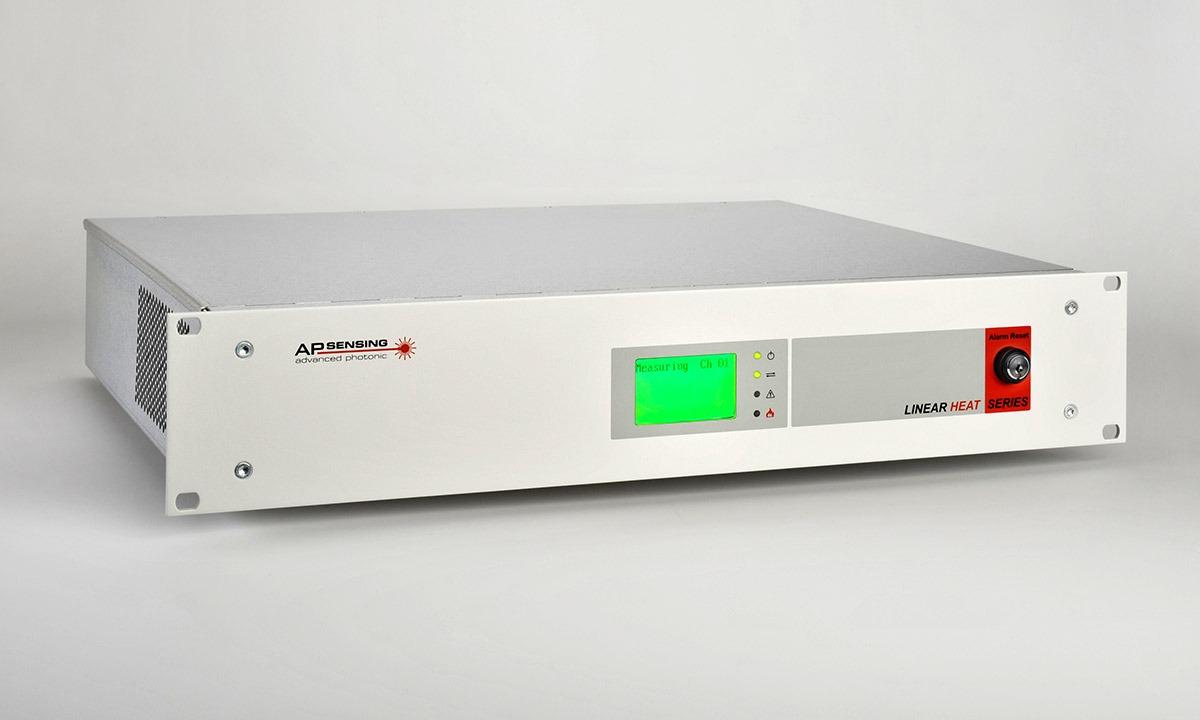 OTDR thermische sensorkabelsysteem