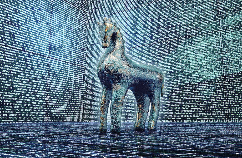 Beveiligingssystemen als Paard van Troje